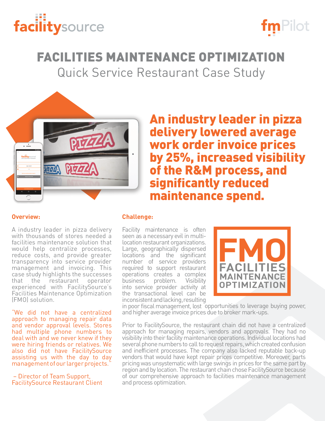 An Industry Leader In Pizza Delivery Lowered Average Work Or - What is invoice price vs msrp for service business