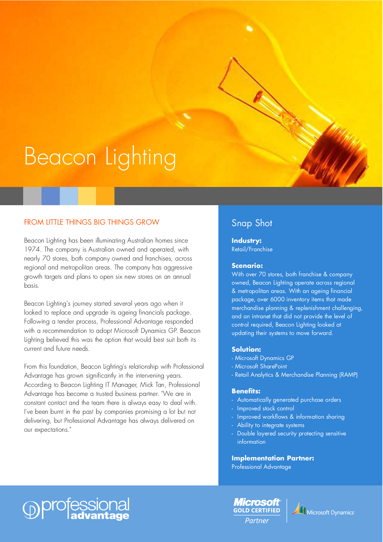 Beacon Lighting