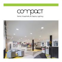 retail hospitality and display lighting