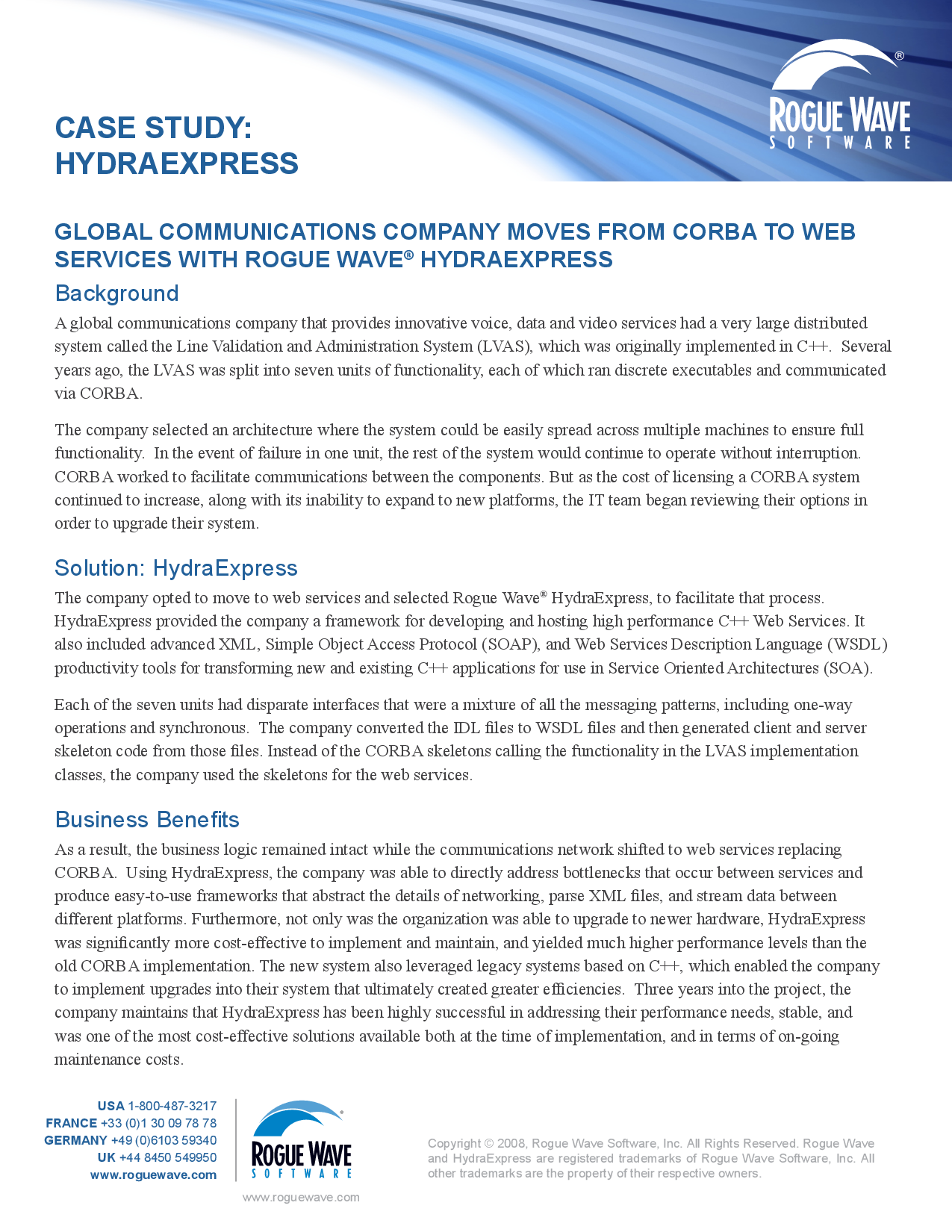 hydra express software