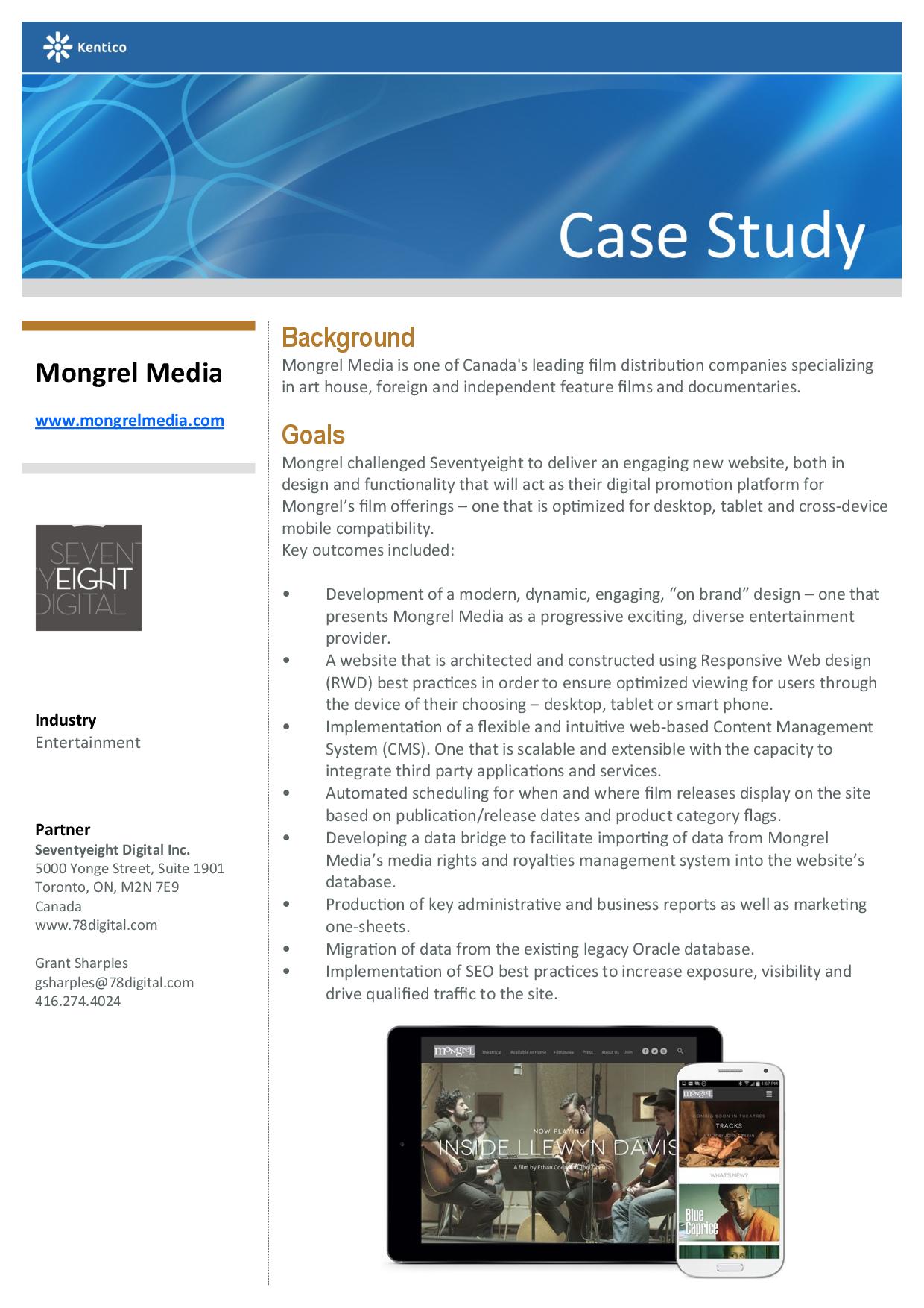 Mongrel Media
