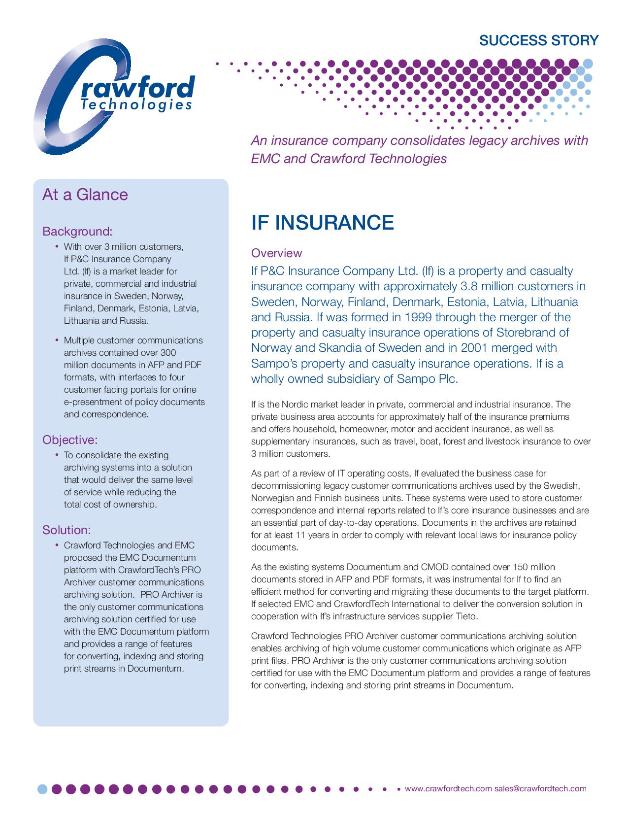 IF Insurance